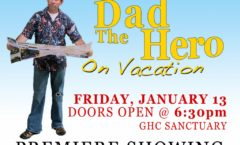 Dad the Hero : On Vacation